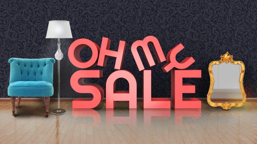 <b>OH MY SALE:</b> Our Biggest Warehouse Sale